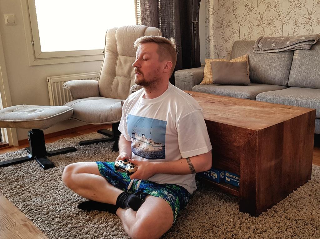 Jokainen meistä meditoi tavallaan.
